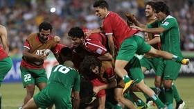 2 کشته و 60 زخمی در جشن پیروزی عراقی ها در بغداد