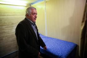 آخرین وضعیت جسمی عزت الله انتظامی