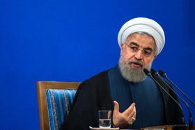 روحانی: آینده سوریه توسط آراء مردم ساخته می شود
