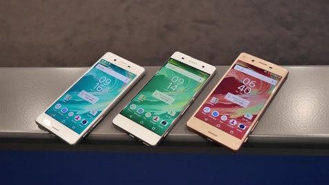 قیمت گوشیهای سری X سونی اکسپریا