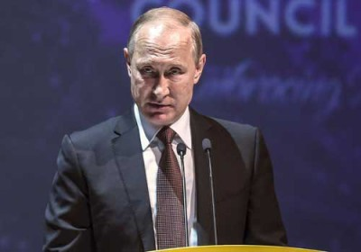 پوتین حضور روسیه در خاورمیانه را گسترش می دهد