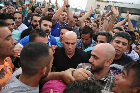 منصوریان روح استقلال رابرگرداند