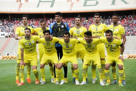 صعود سپاهان به یک چهارم نهایی جام حذفی