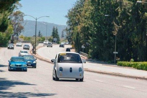 خودروهای بدون راننده گوگل راهی خیابانها شدند