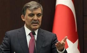 تاسف عبدالله گل از رخدادهای عراق/انتشار اخبار از گروگان های ترکیه ای در عراق ممنوع!