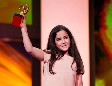 فیلم اهدای خرس طلایی به پناهی