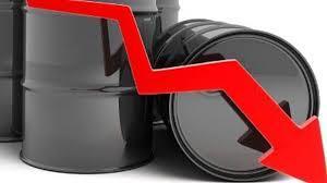 بیشترین کاهش ماهانه بهای نفت در 7 سال گذشته رقم خورد