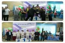 مسابقات ورزشی مقطع متوسطه با درخشش دانش آموزان تهرانی در ارومیه پایان یافت