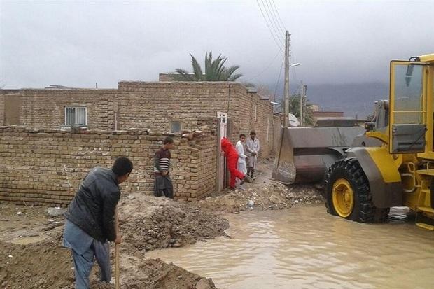 بارش های اخیر خسارت جدی به روستاها وارد نکرد