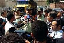 سردار ساجدی نیا: تجمع مقابل موسسات مالی قانونی نیست؛ مسئولان تدبیر کنند