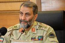 فرمانده مرزبانی ناجا: روزانه بیش از ۳۰ درگیری مرزی داریم/ مرز مشترک را مشترک کنترل کنیم