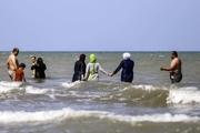 تداوم طرح سالمسازی دریا در مازندران  خطر بیخ گوش مسافران