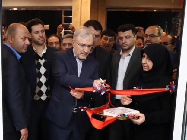 چهار طرح درمانی در ماهشهر با حضور وزیر بهداشت افتتاح شدند
