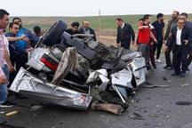 حادثه رانندگی در بروجرد یک کشته برجا گذاشت