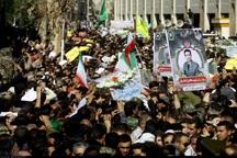 نماینده ولی فقیه و استاندار از مردم استان تشکر کردند
