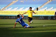 سپاهان به مرحله یک هشتم نهایی جام حذفی فوتبال صعود کرد