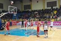 باختی دیگر در سبد تیم بسکتبال شهرداری گرگان