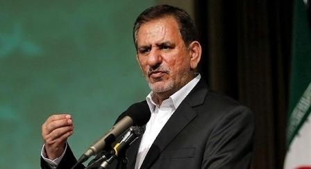 همایش حامیان روحانی با حضور جهانگیری در شیراز برگزار می شود