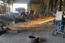 گرمی تنور صنعت ملایر