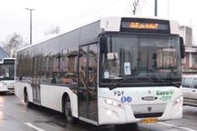 استفاده از اتوبوس های شهری رشت در 12 دی ماه رایگان است