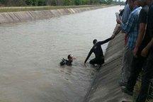2 برادر در کانال آب کشاورزی در شبستر غرق شدند