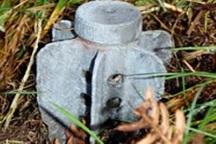انفجار گلوله عمل نکرده خمپاره جان مرد قوچانی را گرفت