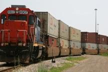 ظرفیت حمل بار در راه آهن شمال سه و نیم برابر می شود