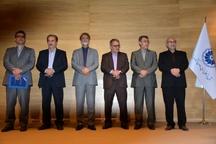مدیرعامل جدید شرکت شهرکهای صنعتی فارس معرفی شد