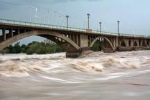 نجات عشایر گرفتار سیلاب در منطقه سیاه منصور دزفول