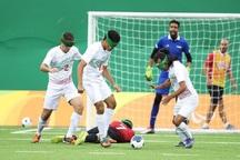 رقابت های فوتبال پنج نفره نابینایان کشور در شیراز آغاز شد