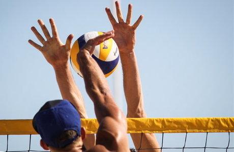 4 تیم نیمه نهایی تور جهانی والیبال ساحلی کیش مشخص شد