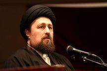 سید حسن خمینی درگذشت خواهر رئیس جمهوری را تسلیت گفت