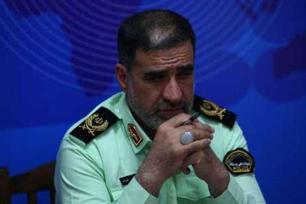 رویکرد پلیس گلستان به چهارشنبه سوری؛اجتماعی و پیشگیرانه است