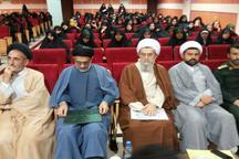 مرحله استانی پژوهش های قرآنی درآمل برگزار شد