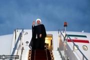 روحانی بیشکک را به مقصد دوشنبه ترک کرد