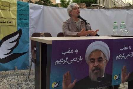 فعال سیاسی: فشار علیه رسانه ها با مقاومت دولت روحانی متوقف شد