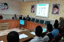آموزش های زیست محیطی برای آموزشیاران نهضت سودآموزی برگزار شد