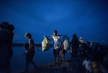 تعداد آوارگان مسلمان میانمار در بنگلادش به 800 هزار نفر رسید