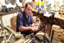 احیای قاشق تراشی چوبی در خوانسار