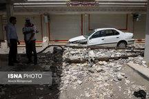 مصدومیت 115 نفر بر اثر زلزله در خوزستان