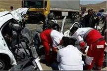 راهداری پارسآباد مقصر 50 درصد تصادفات است