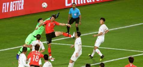 تکمیل پازل هشت تکه جام ملت های آسیا با برگزاری دو دیدار