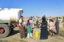 5.4 میلیارد ریال برای آبرسانی سیار به روستاهای کردستان هزینه شد