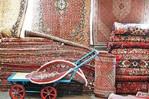 آران و بیدگل سالانه 100 میلیون دلار فرش ماشینی صادر می کند