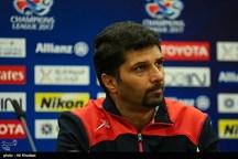 حسینی: پیروزی با اختلاف یک گل کمترین حق ما بود  امیدوارم تبریزی دیگر به برنامه نود نرود