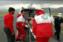 امدادرسانی هلال احمر البرز به ۶۸ نفر