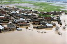 وضعیت مناطق سیل زده گلستان هنوز عادی نیست