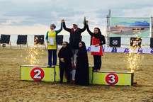موفقیت کمانداران البرزی در مسابقات رنکینگ ساحلی