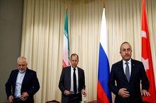 توافق ایران، روسیه و ترکیه پیش از شروع نشست آستانه