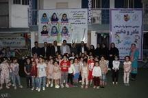 برگزاری دومین جشنواره «بازی های مادرودختر»درآمل